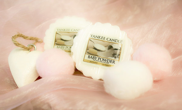 "Yankee Candle ""Baby Powder"" Tart® Wax Melt"