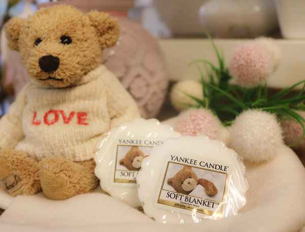 "Yankee Candle ""Soft Blanket™"" Tart® Wax Melt"