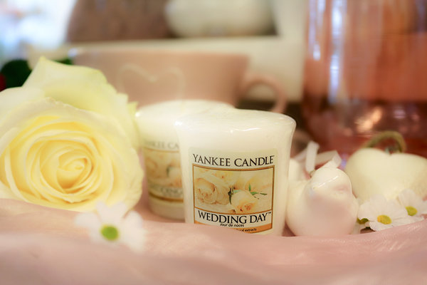 "Yankee Candle ""Wedding Day™"" Sampler® Votivkerze"