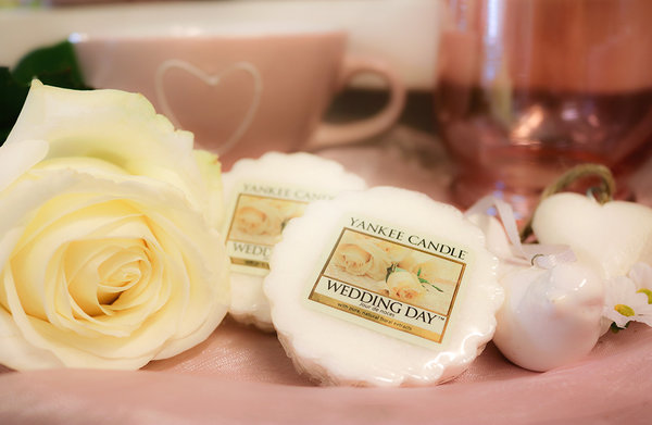 "Yankee Candle ""Wedding Day™"" Tart® Wax Melt"
