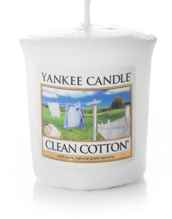 "Yankee Candle ""Clean Cotton®"" Sampler® Votivkerze"
