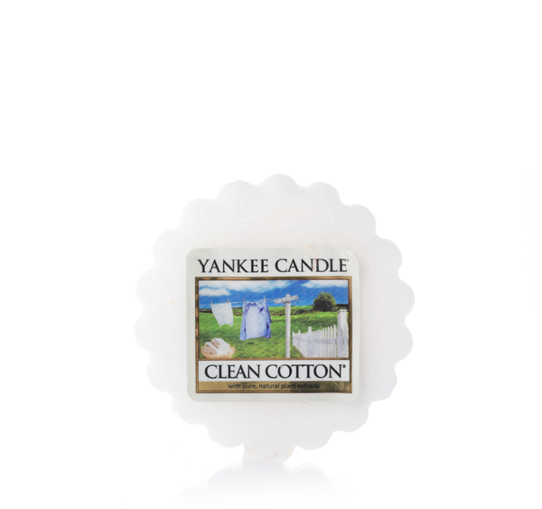 "Yankee Candle ""Clean Cotton®"" Tart® Wax Melt"