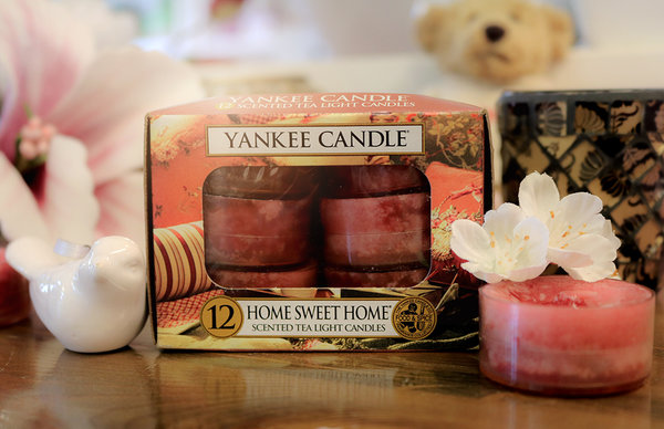"Yankee Candle ""Home Sweet Home®"" Teelichter"