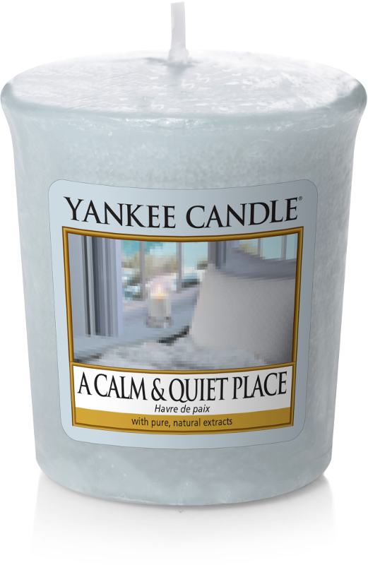 "Yankee Candle ""A Calm & Quiet Place"" Sampler® Votivkerze"