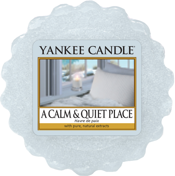 "Yankee Candle ""A Calm & Quiet Place"" Tart® Wax Melt"