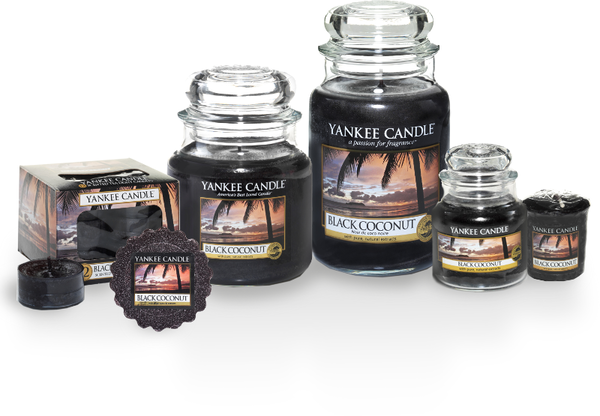 "Yankee Candle ""Black Coconut"" Tart® Wax Melt"
