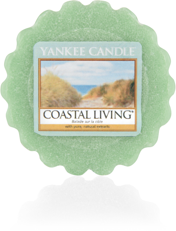"Yankee Candle ""Coastal Living"" Tart® Wax Melt"