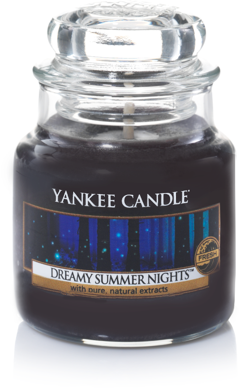 "Yankee Candle ""Dreamy Summer Nights™"" im kleinen Glas"
