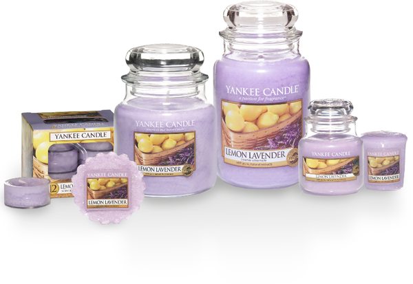 "Yankee Candle ""Lemon Lavender"" Tart® Wax Melt"