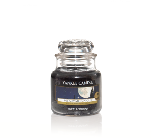 "Yankee Candle ""Midsummer's Night™"" im kleinen Glas"