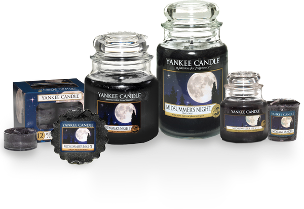 "Yankee Candle ""Midsummer's Night™"" Teelichter"