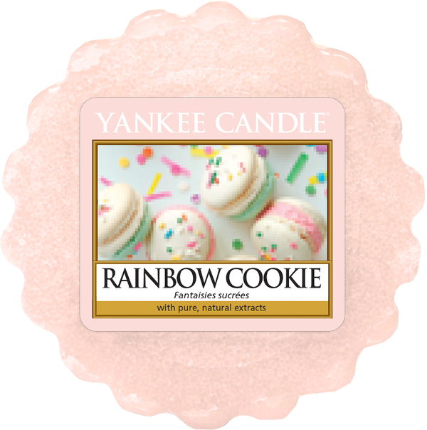 "Yankee Candle ""Rainbow Cookie"" Tart® Wax Melt"