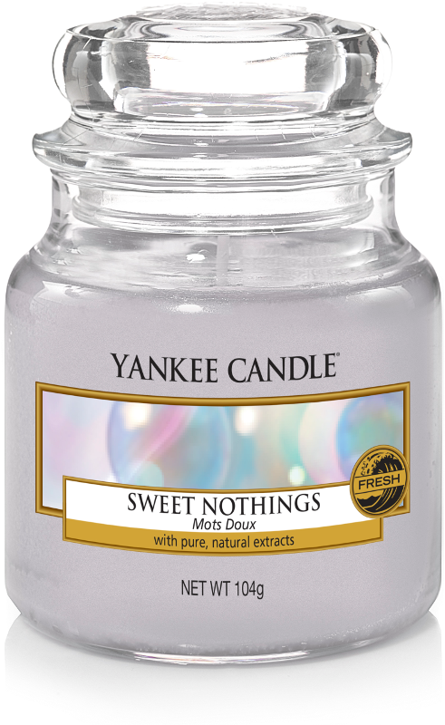 "Yankee Candle ""Sweet Nothings"" im kleinen Glas"