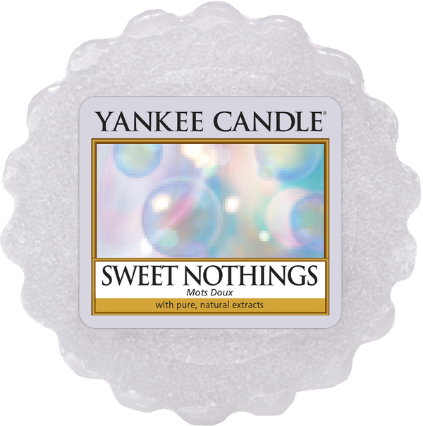 "Yankee Candle ""Sweet Nothings"" Tart® Wax Melt"