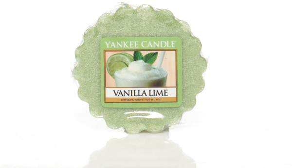 "Yankee Candle ""Vanilla Lime"" Tart® Wax Melt"