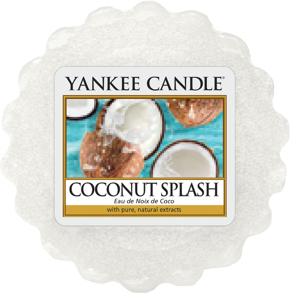 "Yankee Candle ""Coconut Splash"" Tart® Wax Melt"