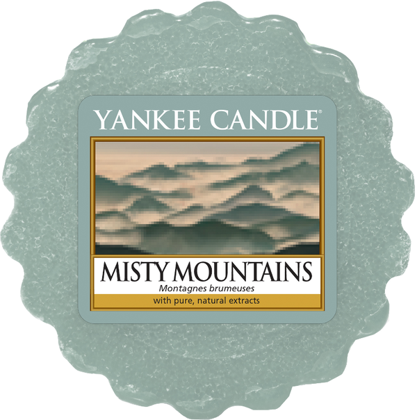 "Yankee Candle ""Misty Mountains"" Tart® Wax Melt"