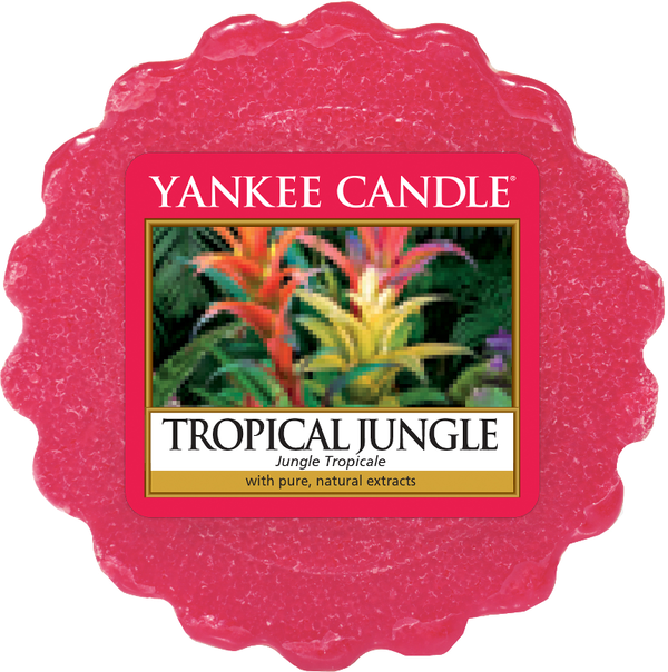 "Yankee Candle ""Tropical Jungle"" Tart® Wax Melt"