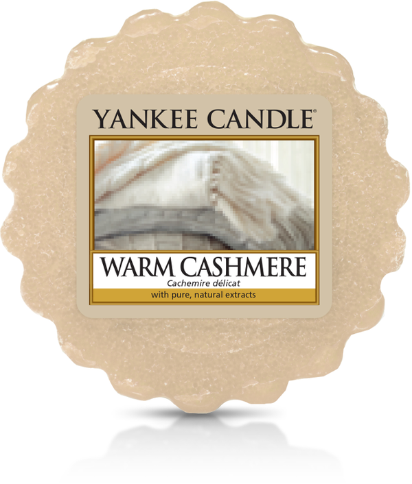 "Yankee Candle ""Warm Cashmere"" Tart® Wax Melt"