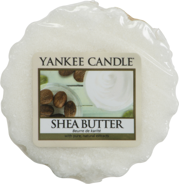 "Yankee Candle ""Shea Butter"" Tart® Wax Melt"