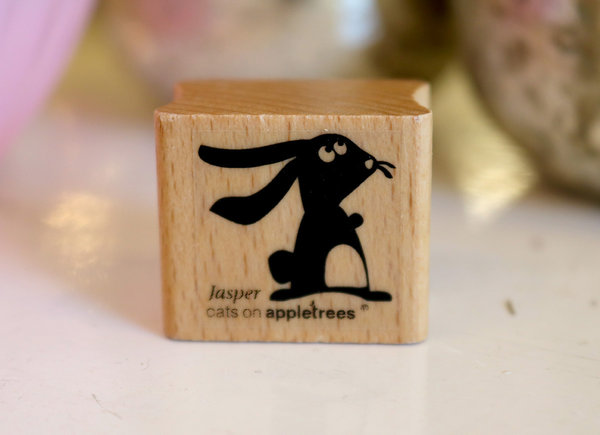 Stempel von Cats on Appletrees: Hase Jasper