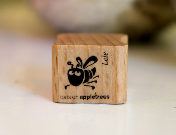 Stempel von Cats on Appletrees: Bienchen Lele