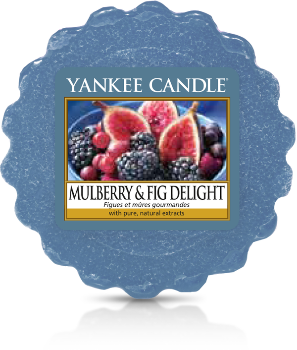 "Yankee Candle ""Mulberry & Fig Delight"" Tart® Wax Melt"
