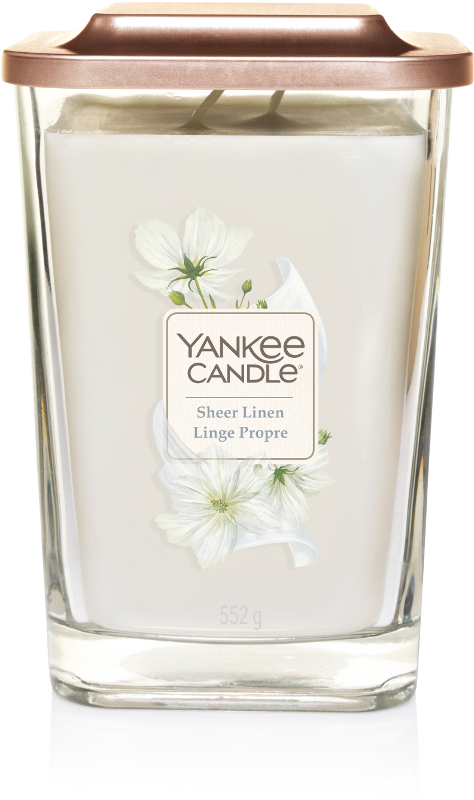 "Yankee Candle Elevation ""Sheer Linen"" (groß)"