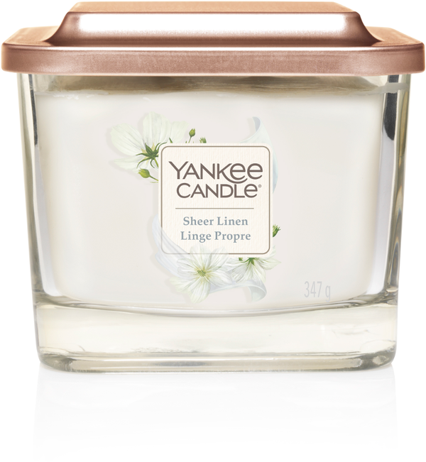 "Yankee Candle Elevation ""Sheer Linen"" (mittel)"