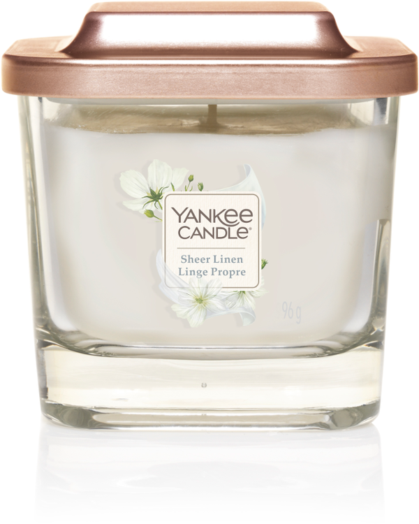"Yankee Candle Elevation ""Sheer Linen"" (klein)"