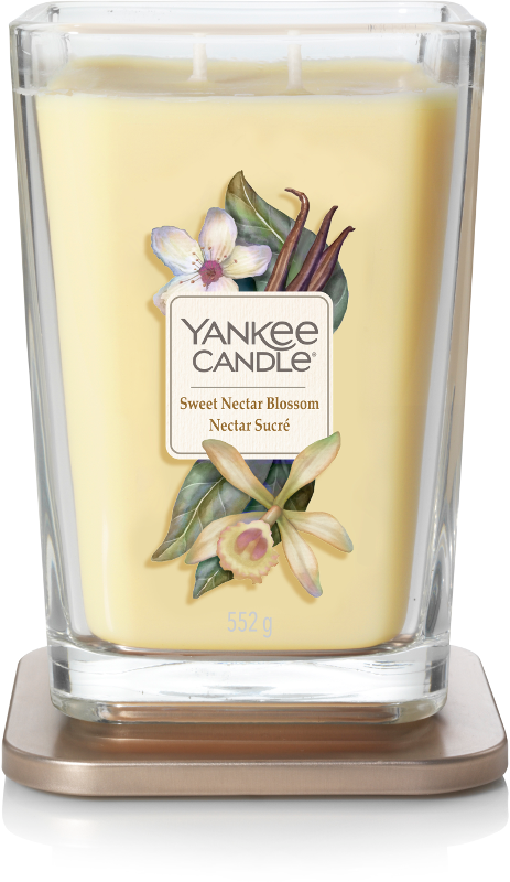 "Yankee Candle Elevation ""Sweet Nectar Blossom"" (groß)"