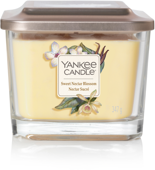 "Yankee Candle Elevation ""Sweet Nectar Blossom"" (mittel)"