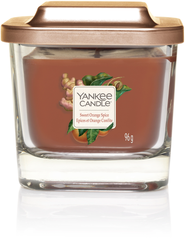 "Yankee Candle Elevation ""Sweet Orange Spice"" (klein)"