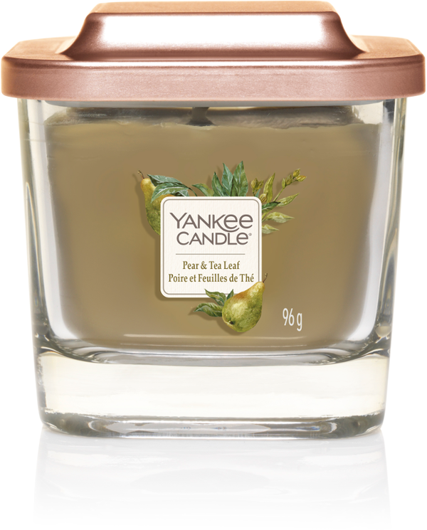 "Yankee Candle Elevation ""Pear & Tea Leaf"" (klein)"