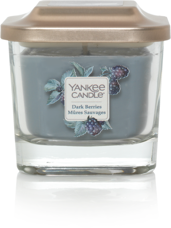 "Yankee Candle Elevation ""Dark Berries"" (klein)"