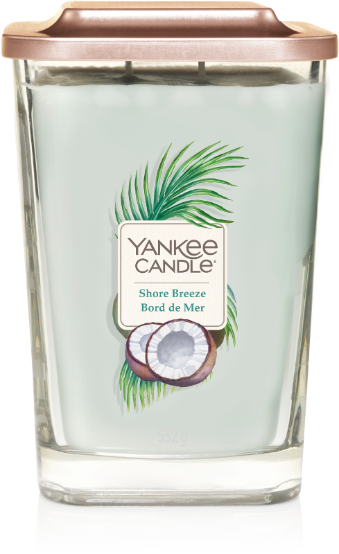 "Yankee Candle Elevation ""Shore Breeze"" (groß)"