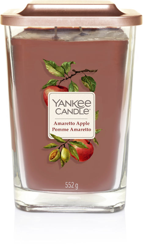 "Yankee Candle Elevation ""Amaretto Apple"" (groß)"