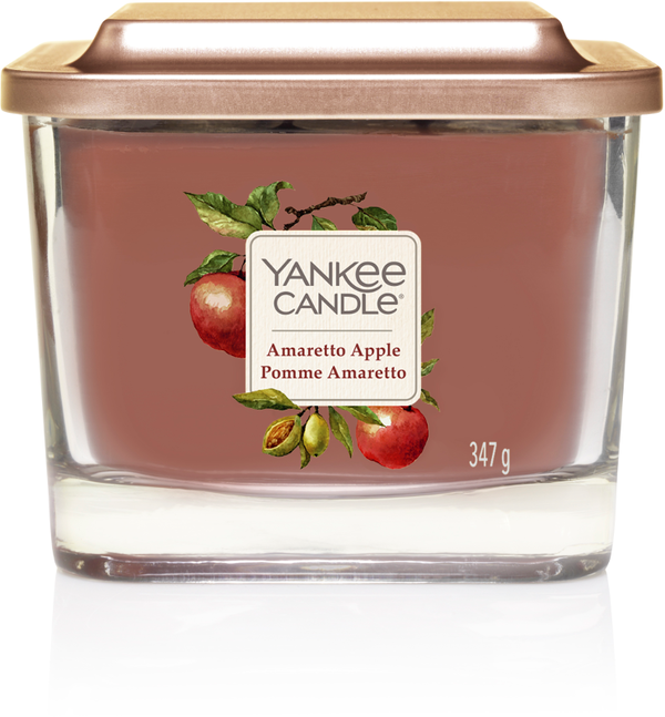 "Yankee Candle Elevation ""Amaretto Apple"" (mittel)"