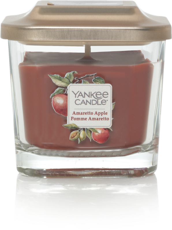 "Yankee Candle Elevation ""Amaretto Apple"" (klein)"