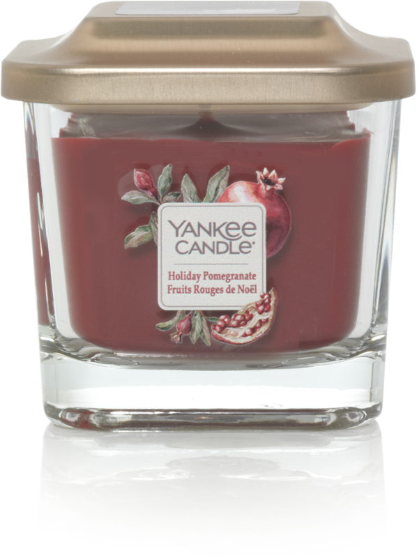 "Yankee Candle Elevation ""Holiday Pomegranate"" (klein)"