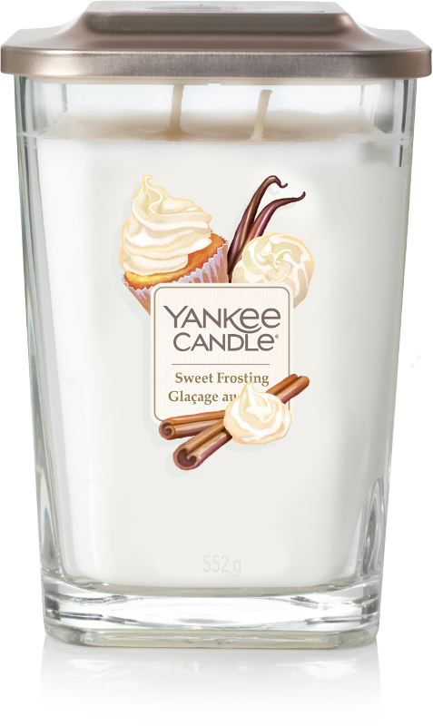 "Yankee Candle Elevation ""Sweet Frosting"" (groß)"