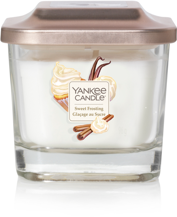 "Yankee Candle Elevation ""Sweet Frosting"" (klein)"
