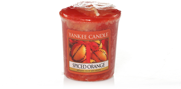 "Yankee Candle ""Spiced Orange"" Sampler® Votivkerze"