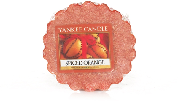 "Yankee Candle ""Spiced Orange"" Tart® Wax Melt"