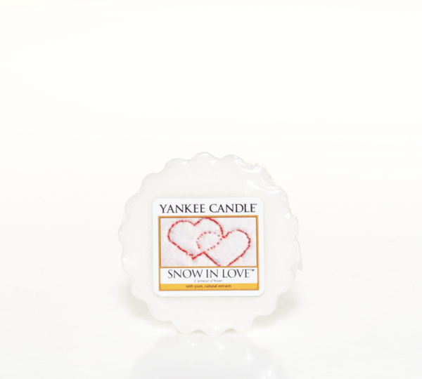 "Yankee Candle ""Snow In Love™"" Tart® Wax Melt"