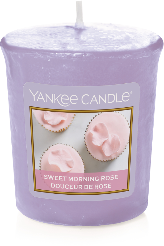 "Yankee Candle ""Sweet Morning Rose"" Sampler® Votivkerze"