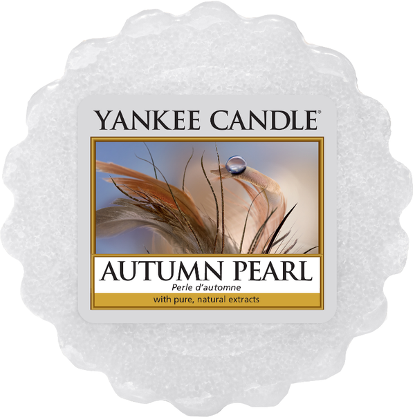 "Yankee Candle ""Autumn Pearl"" Tart® Wax Melt"