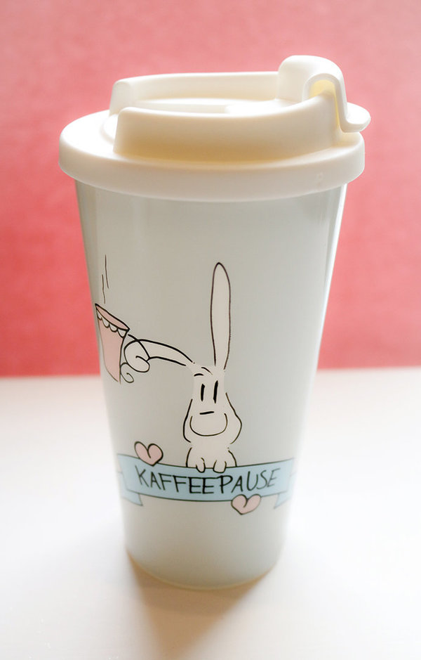 "To Go - Becher ""Kaffeepause"""